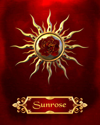 Sunrose-heraldry