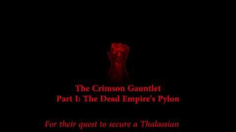 Crimsion Gauntlet