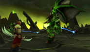 Warlock bind