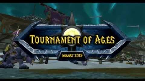 Tournament of Ages 2017 Announcement