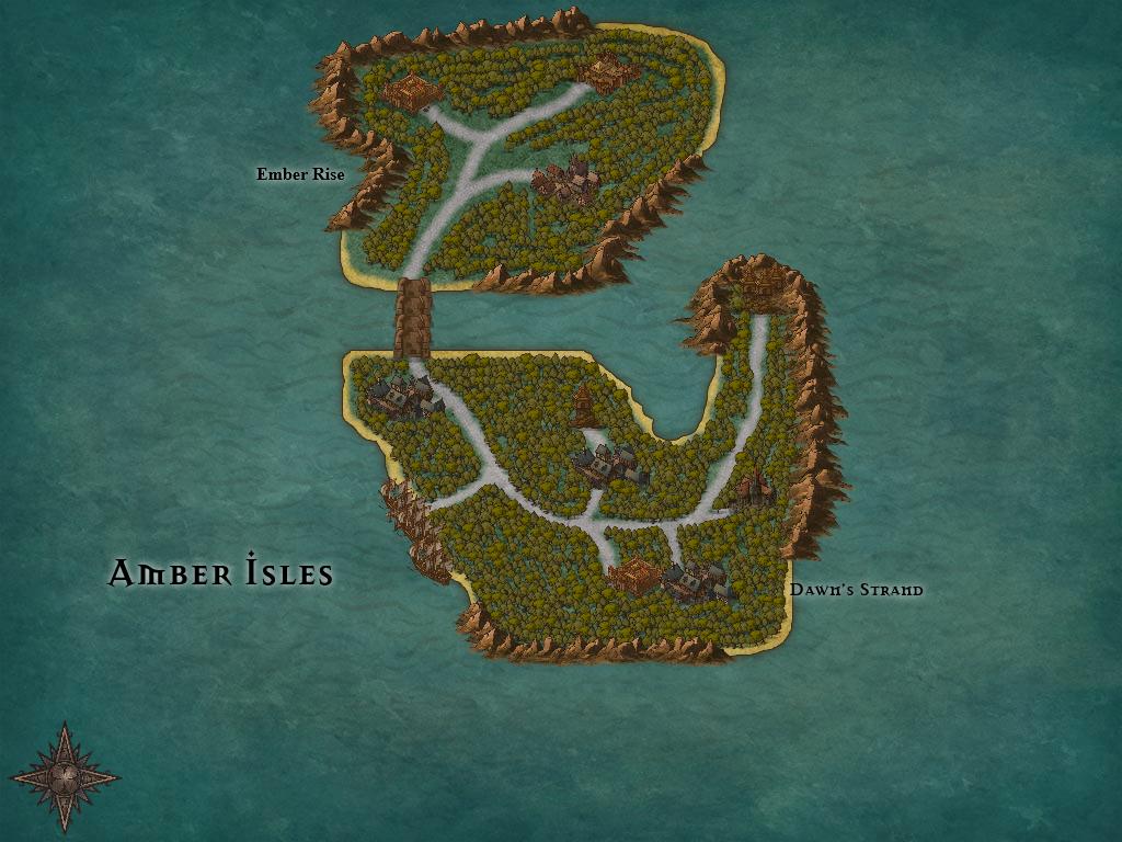 Amber Isles