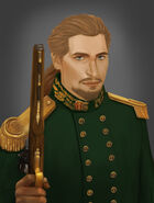 Ladekahn formal portrait