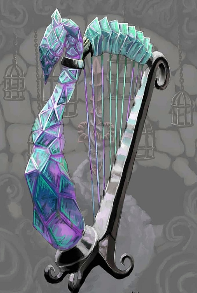 Harp of Malformed Creation