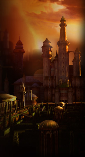 Lordaeron Castle