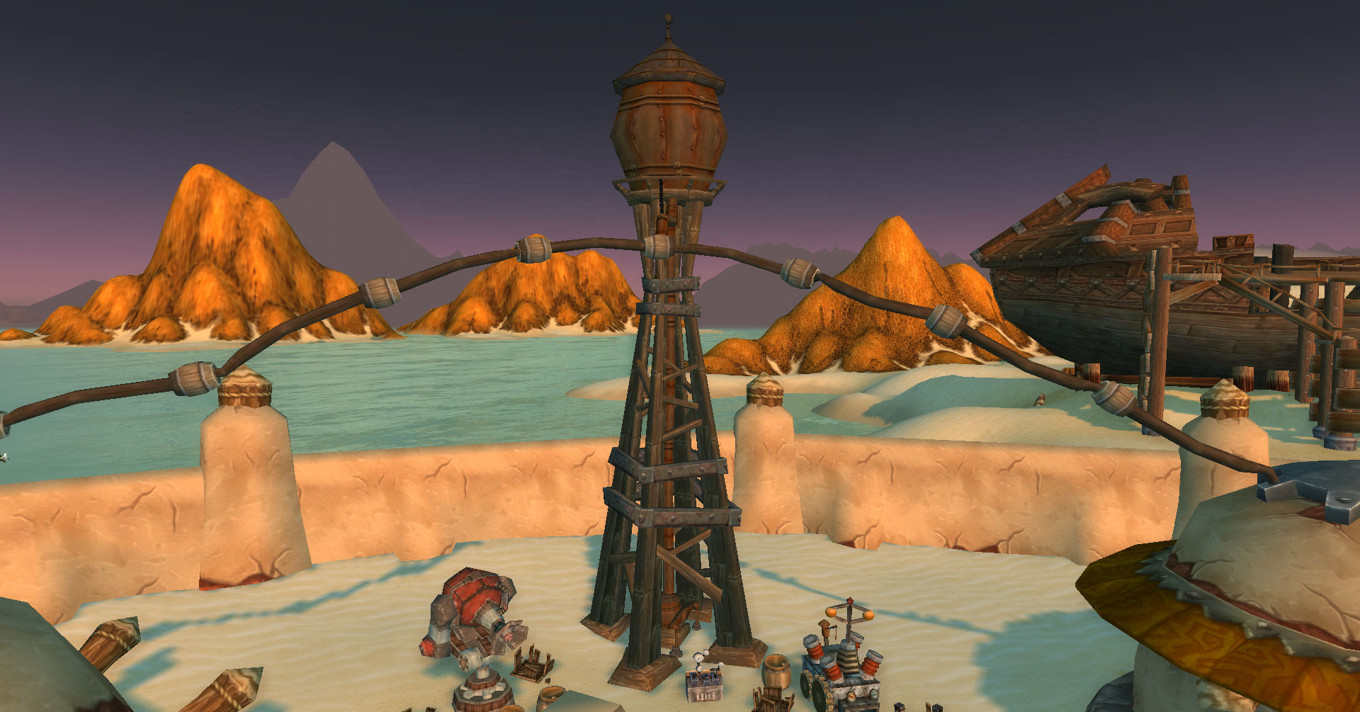 Goblin Extraction Tower