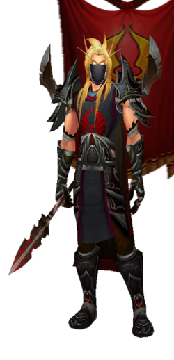 Arrodis - Dark Hand Set, Mask, with Banner (Table Image).png