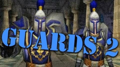 World of Warcraft COPS 2 (Guards 2)