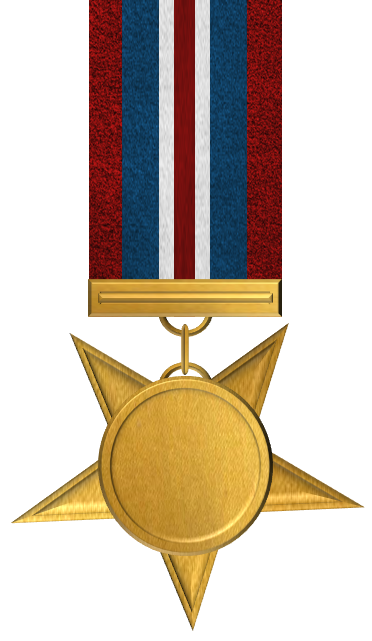 Blood War Campaign Medal
