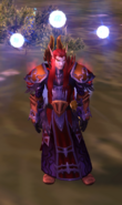 Feanor red hair