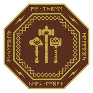 Assembly of Three Hammers Seal