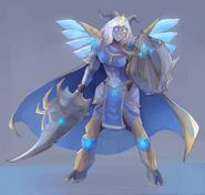 Casylia + Shield