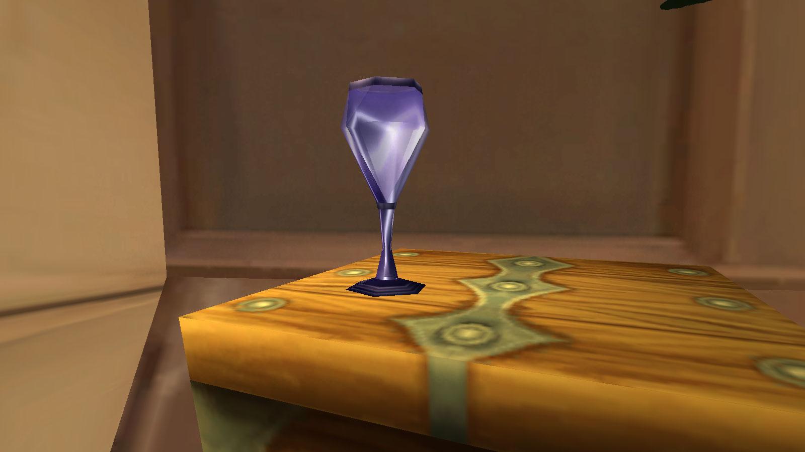 Everfull Wine Glass