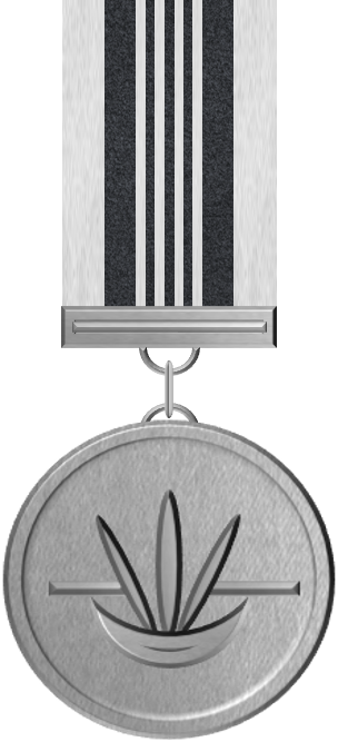 Gilnean Long Service Medal