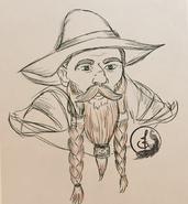 Kalrum Greatforge Sketch