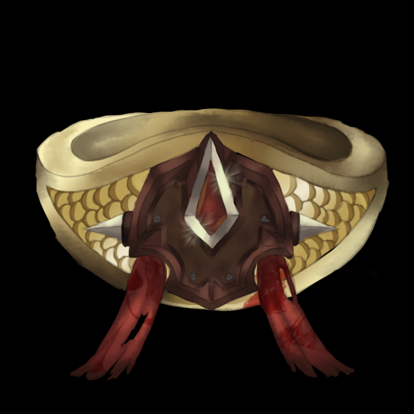 Champion's Ring: Warrior