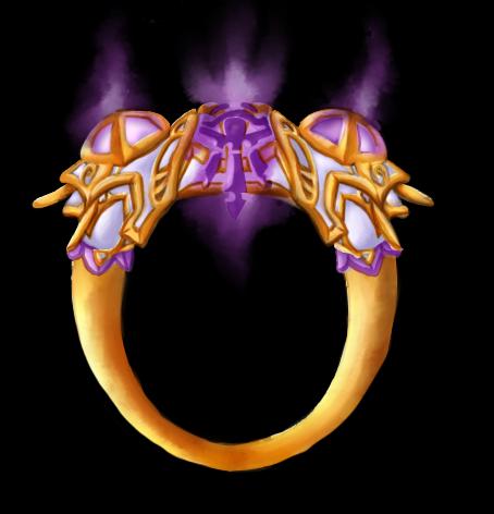 Champion's Ring: Mage