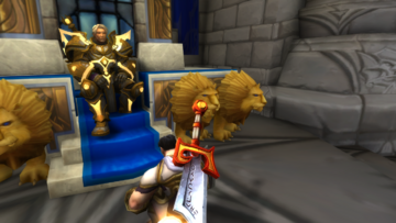 Quill kneeling before Turalyon.png