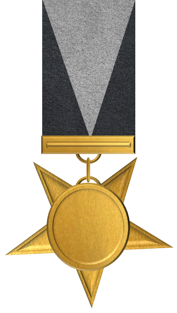 Iron Horde Invasion Campaign Medal