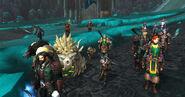 Conquest Northrend Fleet