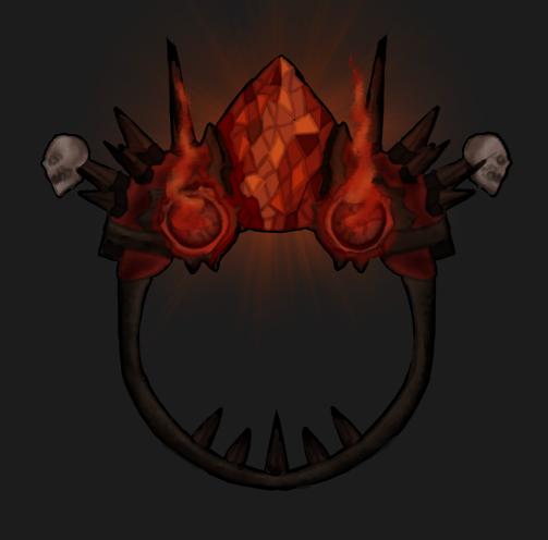 Champion's Ring: Warlock