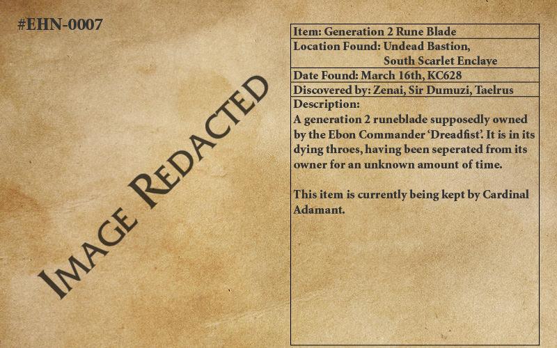 Gen. 2 Rune Blade
