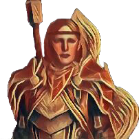 Aella - Goddess of Justice and Valor