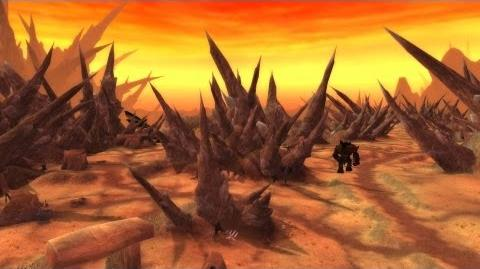 Blade's Edge Mountains - Burning Crusade Music