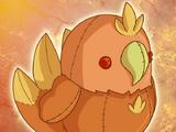 Phoenix Plushie