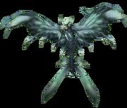 Silver Dragonhawk