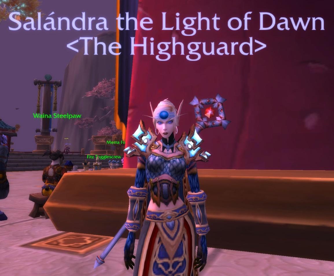Salandra Firesong