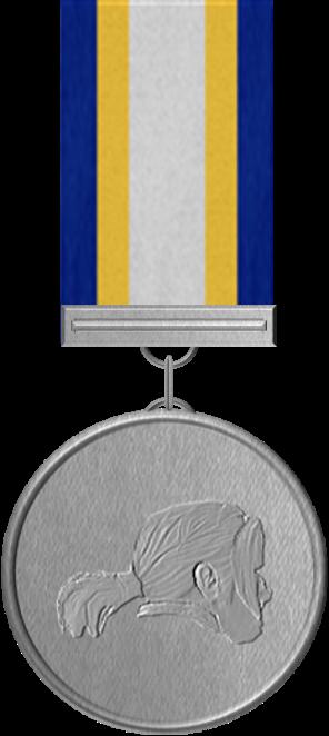 King Anduin Coronation Medal