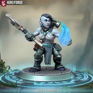Yeula Icehelm Heroforge
