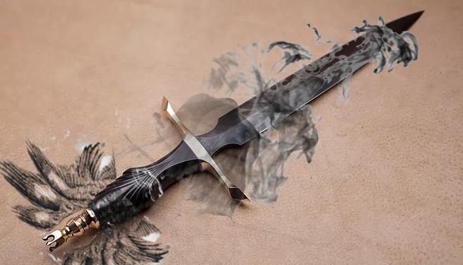 Daggers of the Fallen Drake