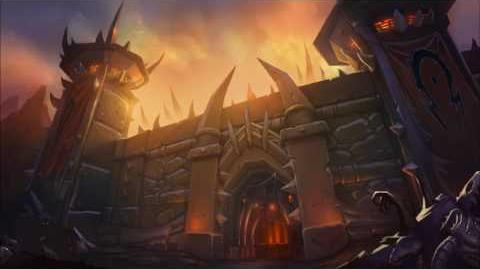 Music from the Heroes of the Storm - Garrosh