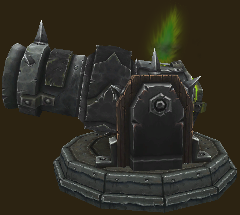 Fel and its Sentience: Power of the Fel Horde's Machines.