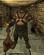 Enemy ogre brute