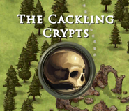 Level cackling crypts