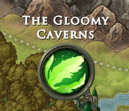 Level gloomy caverns