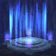 Portal mystic forest