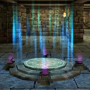 Portal tomb cruel wolf