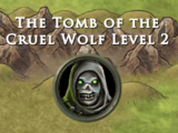 Tomb of the Cruel Wolf Level 2