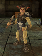 Enemy goblin assassin