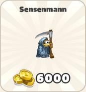 MHSZ Sensemann