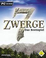 7 Zwerge - Brettspiel Cover