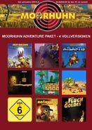 Moorhuhn Adventure Paket