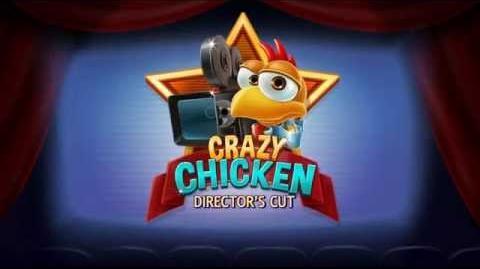 Crazy Chicken Director's Cut (iOS iPhone iPad) Trailer by Teyon