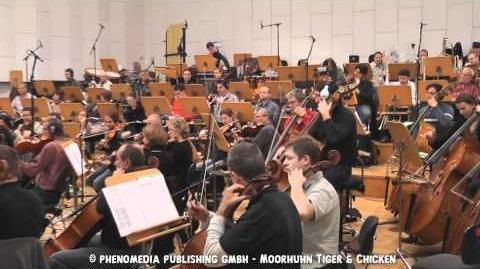 Moorhuhn - Tiger & Chicken Orchesteraufnahmen