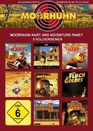 Moorhuhn Kart & Adventure Paket