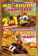 Moorhuhn Jagdfieber & Kart Cover