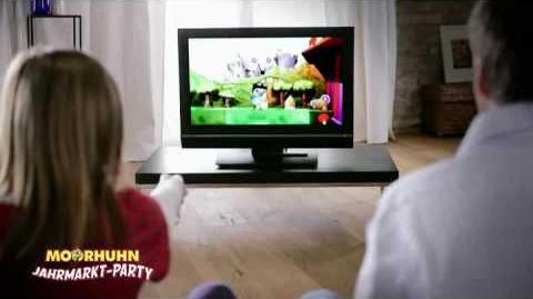 Moorhuhn Jahrmarkt-Party (Wii & DS) - Trailer
